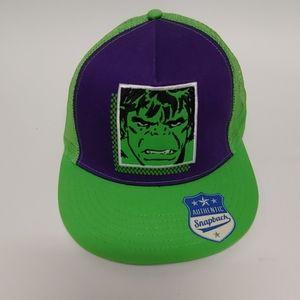 Marvel snapback Trucker cap hat